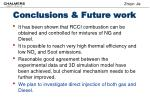 conclusions future work