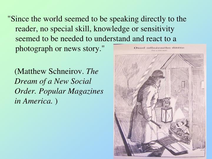 (Matthew Schneirov.
