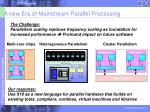 a new era of mainstream parallel processing
