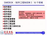 swebok 10