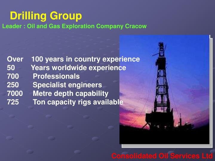 Drilling Group