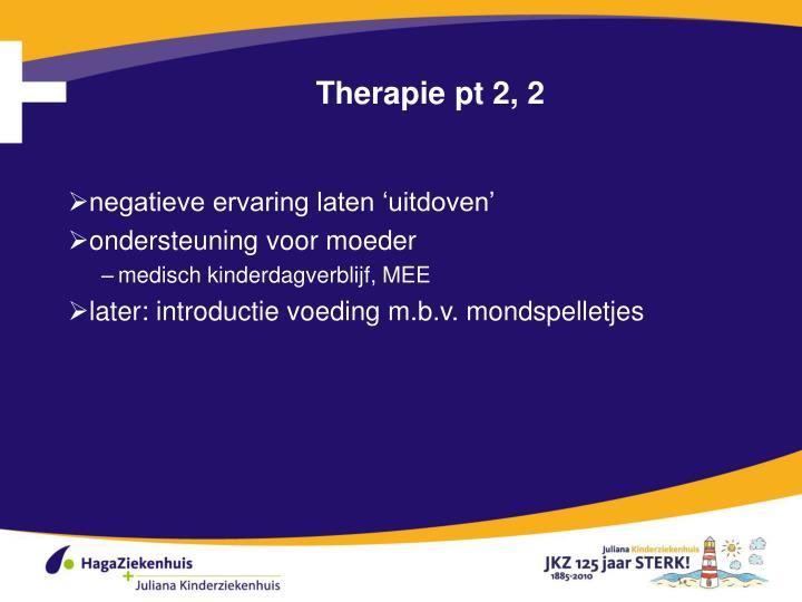Therapie pt 2, 2