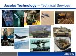 jacobs technology technical services
