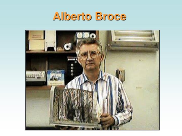 Alberto Broce