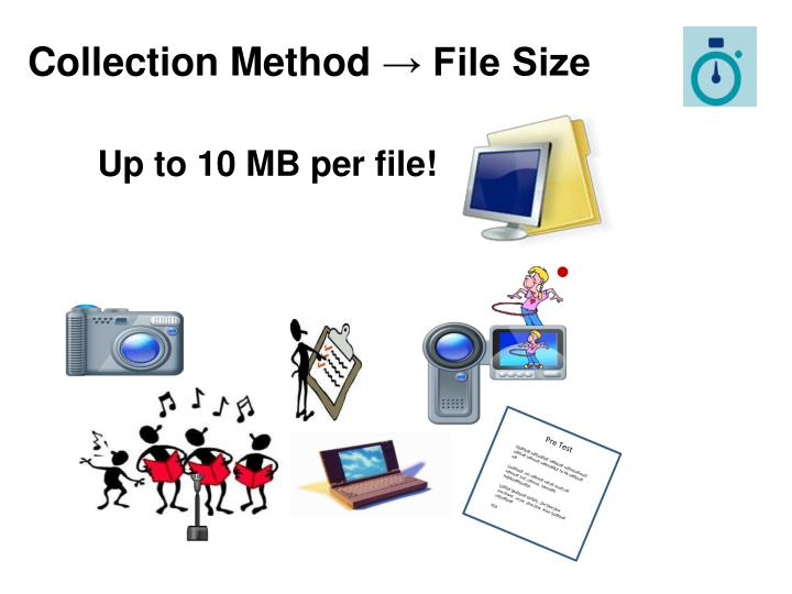 Collection Method