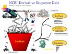 ncbi derivative sequence data maureen j donlin st louis university