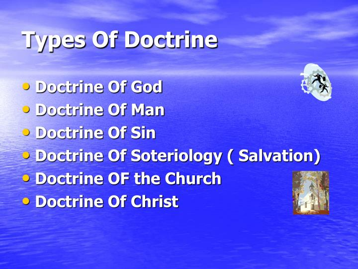 Types Of Doctrine