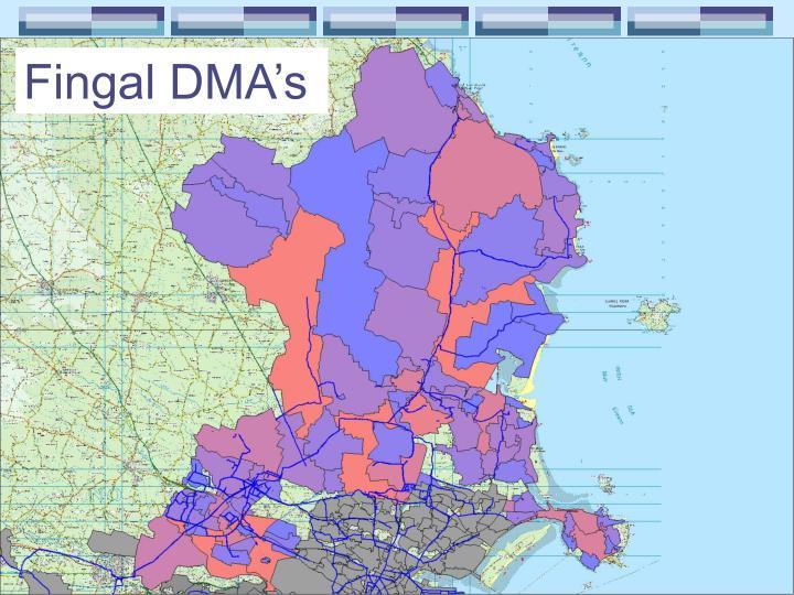 Fingal DMA's