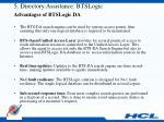 5 directory assistance btslogic
