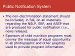 public notification system2