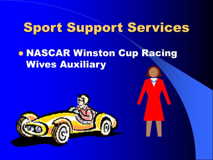 Sport Support Services