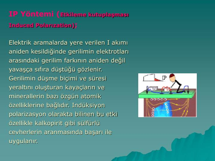 IP Yöntemi (