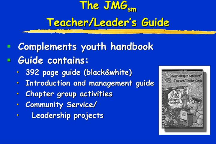 The JMG