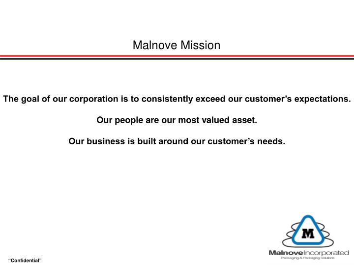 Malnove Mission