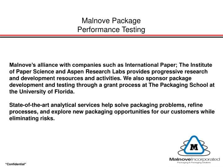 Malnove Package