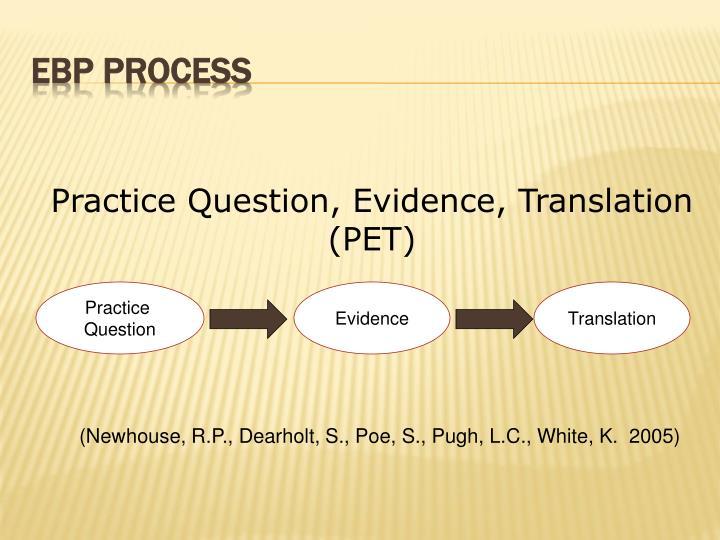 EBP Process