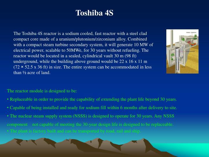 Toshiba 4S