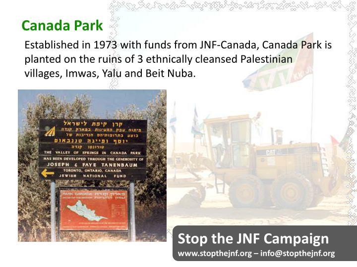 Canada Park