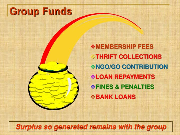 Group Funds