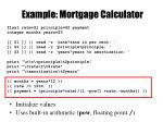 example mortgage calculator1