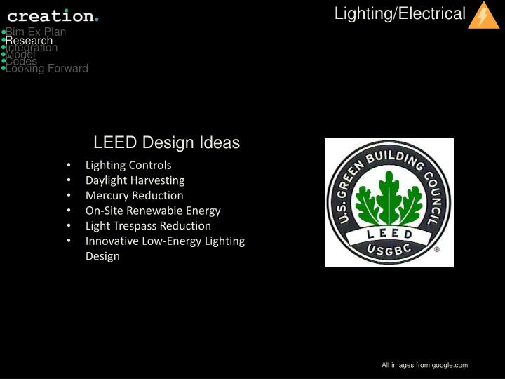 Lighting/Electrical