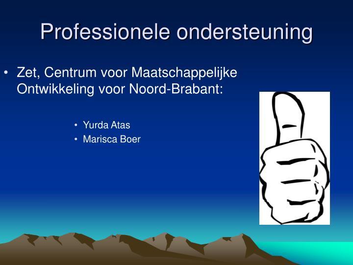 Zet, Centrum voor Maatschappelijke Ontwikkeling voor Noord-Brabant: