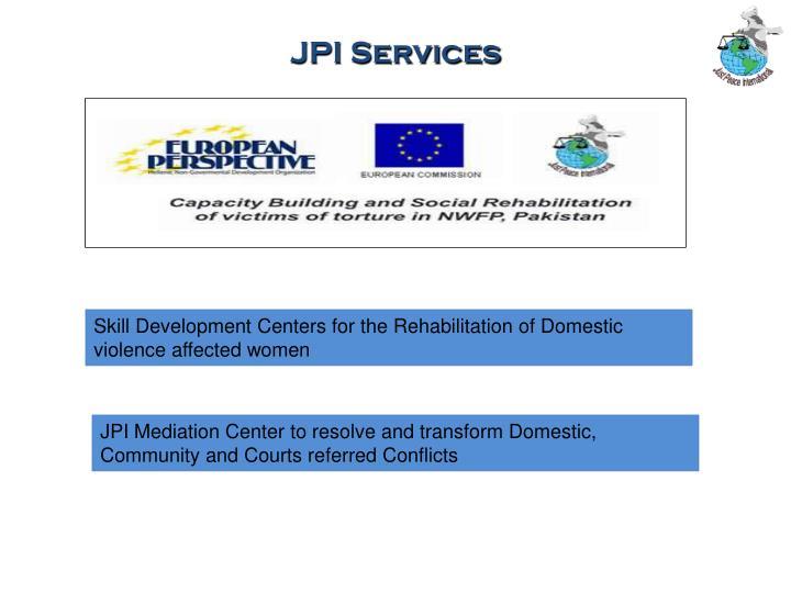 JPI Services