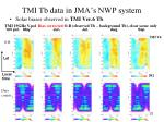 tmi tb data in jma s nwp system1