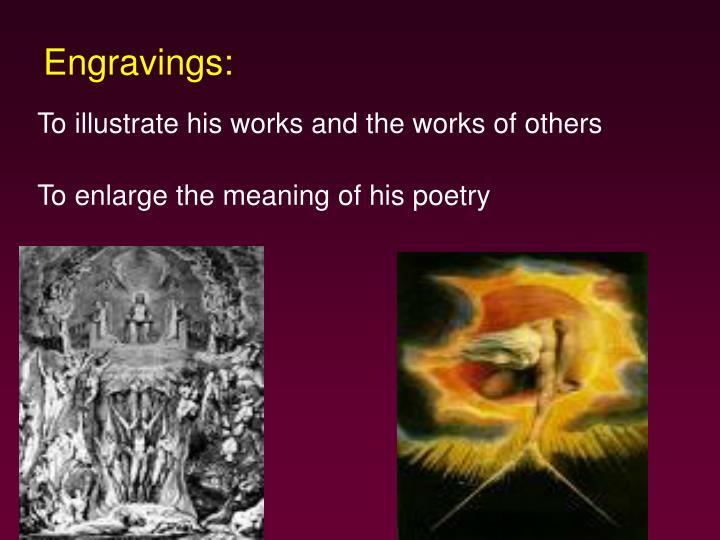 Engravings: