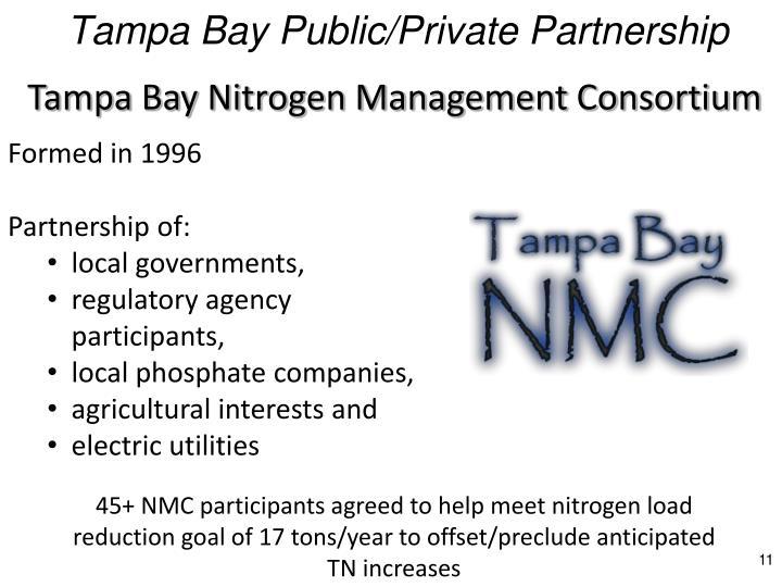 Tampa Bay Public/Private Partnership