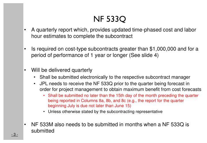 NF 533Q