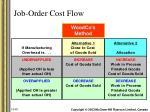 job order cost flow9
