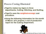 process costing illustrated