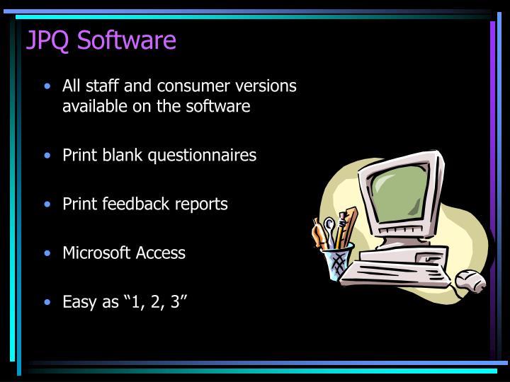 JPQ Software