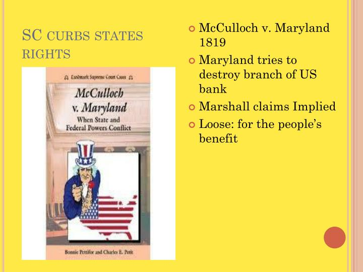 SC curbs states rights