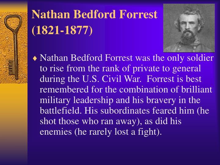 Nathan Bedford Forrest