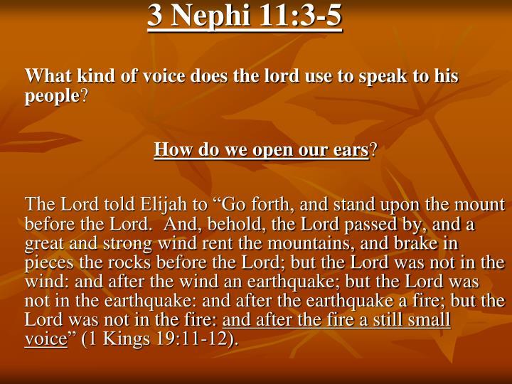 3 Nephi 11:3-5