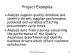 project examples1