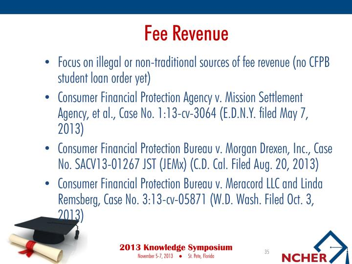 Fee Revenue