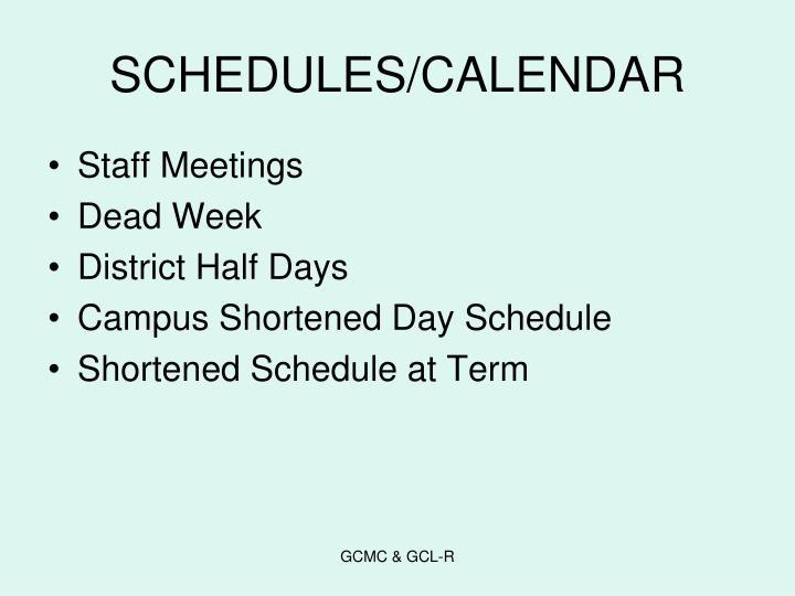 Mandatory attendance