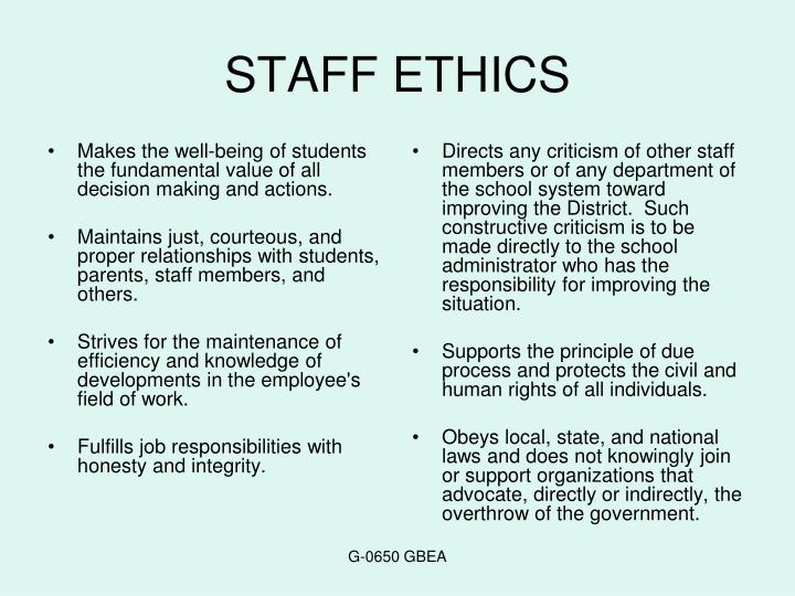 Makes the well-being of students the fundamental value of all decision making and actions.