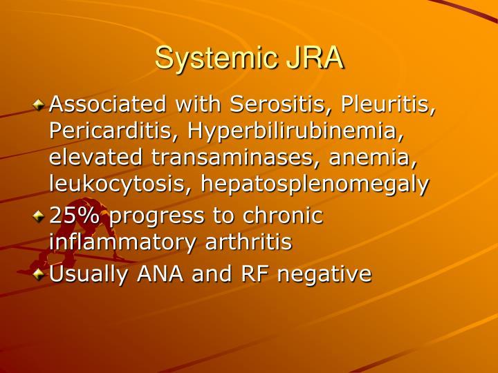 Systemic JRA
