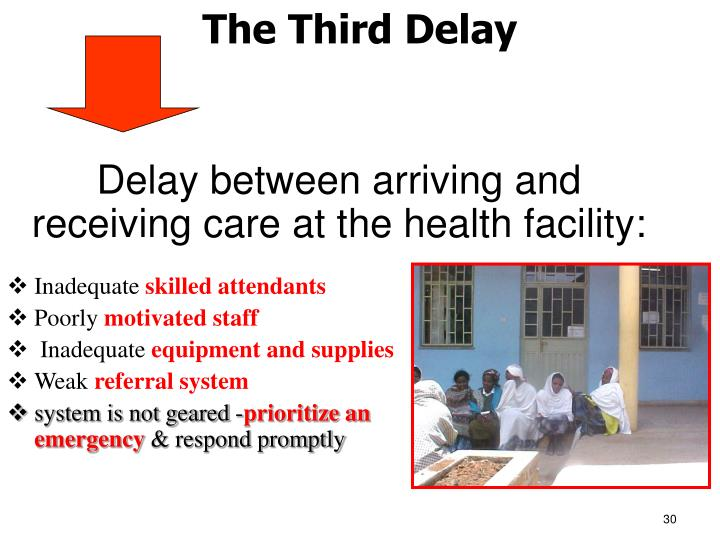 The Third Delay