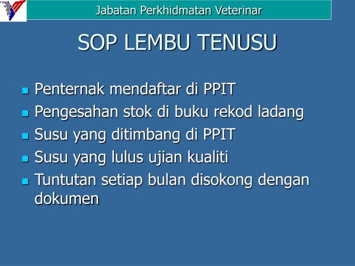 Jabatan Perkhidmatan Veterinar