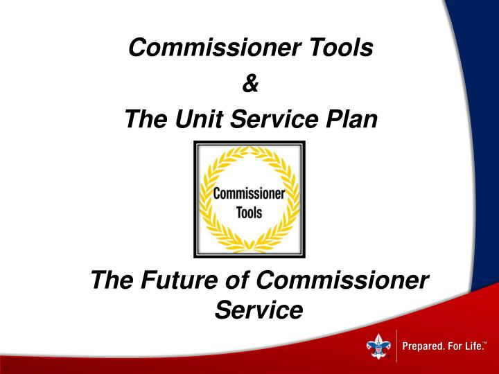 Commissioner Tools