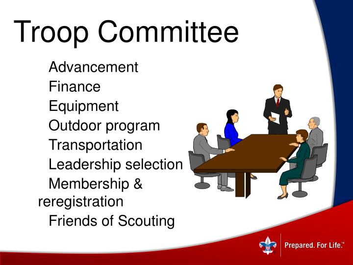 Troop Committee