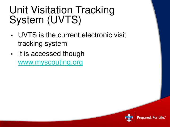 Unit Visitation Tracking