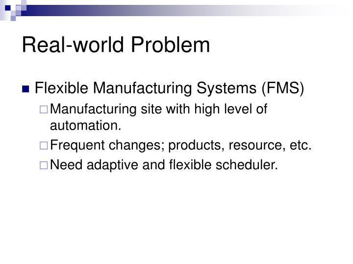Real-world Problem