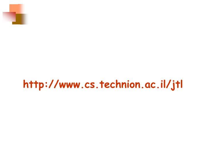 http://www.cs.technion.ac.il/jtl