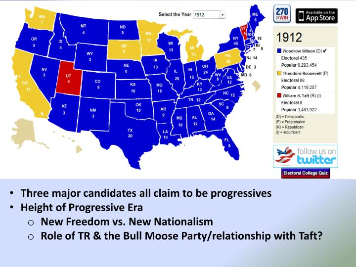 Three major candidates all claim to be progressives